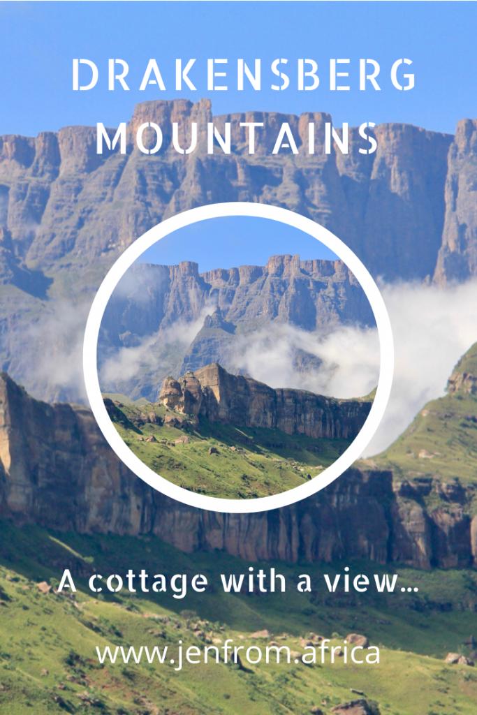 Thendele Drakensberg Mountains Pinterest