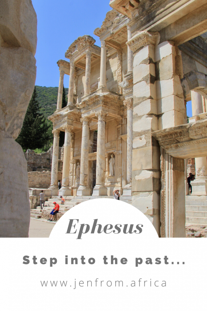 Celsus Library, Ephesus Pinterest