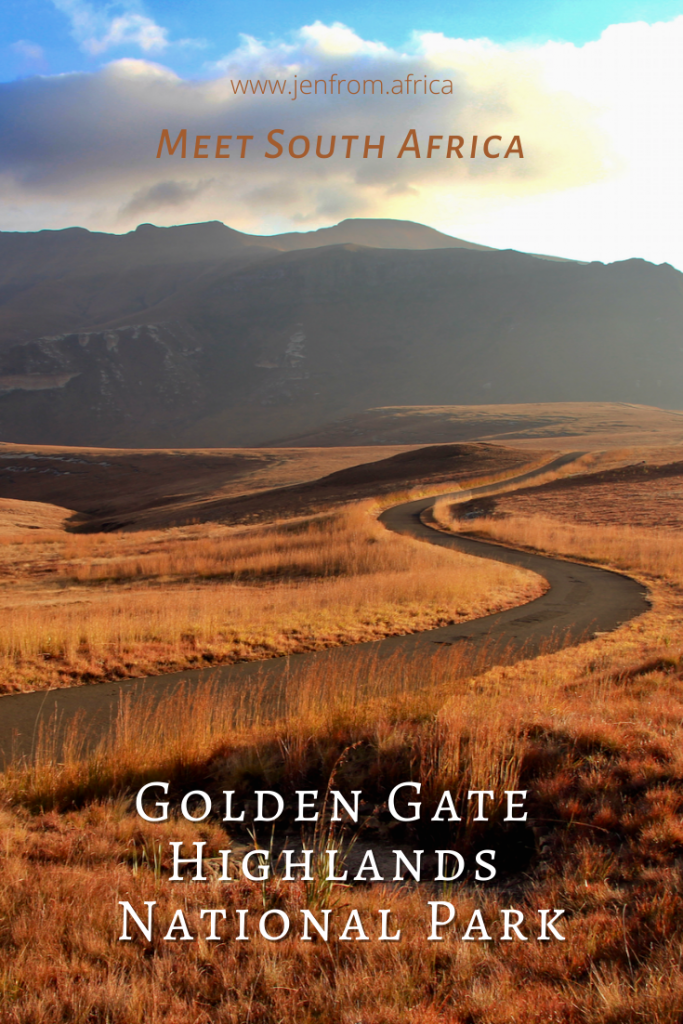 Golden Gate Highlands National ParkPin1