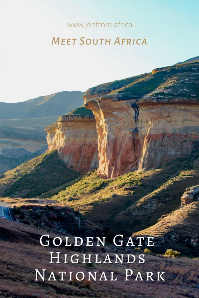 Golden Gate Highlands National Park Pin2