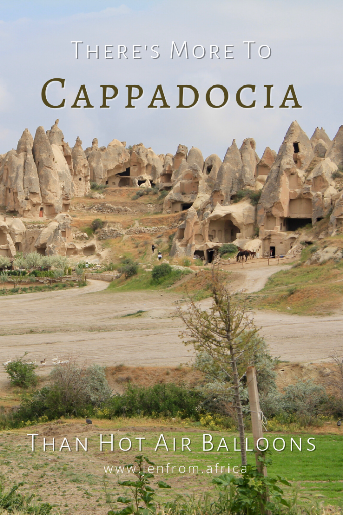 Rock Hewn Homes in Cappadocia Pinterest