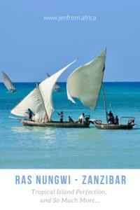 Dhows of Ras Nungwi, Zanzibar Pinterest