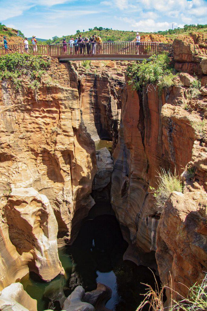 Blyde River Ravine at Bourke's Luck Potholes